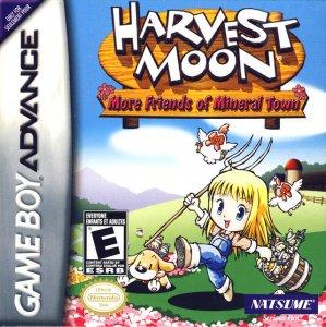 Harvest Moon 2 per Game Boy Advance