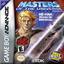 He-Man: Power of Grayskull per Game Boy Advance