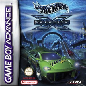 Hot Wheels Velocity X per Game Boy Advance