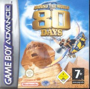 Il Giro del Mondo in 80 Giorni (Around the World in 80 Days) per Game Boy Advance