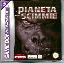 Il Pianeta delle Scimmie per Game Boy Advance