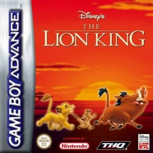 Il Re Leone: Hakuna Matata per Game Boy Advance