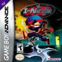 I-Ninja per Game Boy Advance