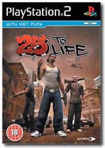 25 to Life per PlayStation 2