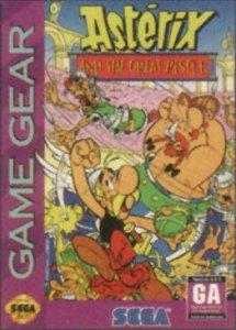 Asterix and the Great Rescue per Sega Game Gear