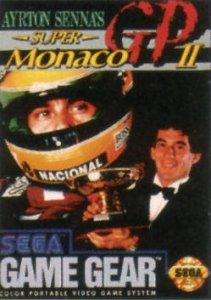 Ayrton Senna's Super Monaco GP II per Sega Game Gear