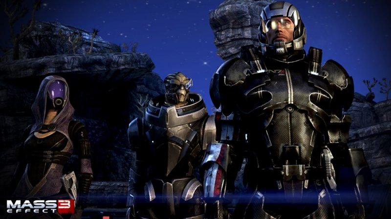 Mass Effect 3, i requisiti hardware per la demo su PC