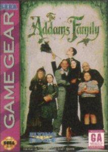 The Addams Family per Sega Game Gear