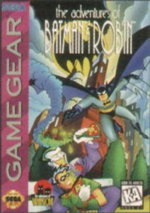 The Adventures of Batman & Robin per Sega Game Gear