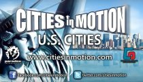 Cities in Motion U.S. Cities - Trailer di annuncio
