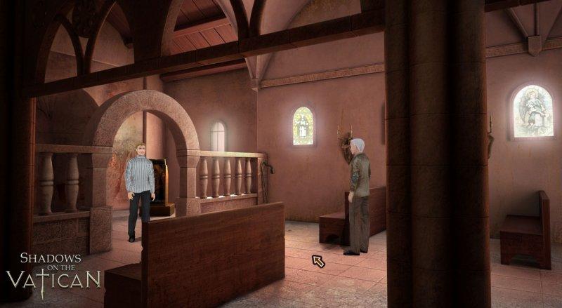 Shadows on the Vatican - Disponibile la demo del primo atto