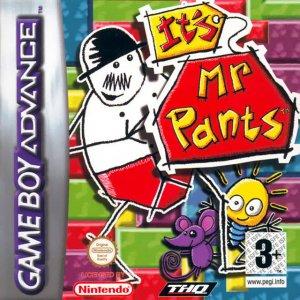 It's Mr Pants per Game Boy Advance