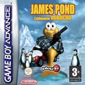 James Pond - Codename Robocod per Game Boy Advance