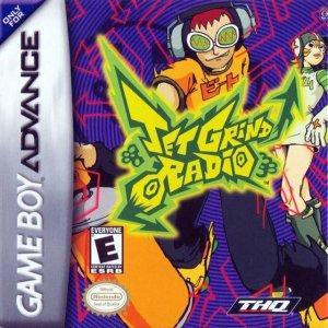 Jet Grind Radio per Game Boy Advance