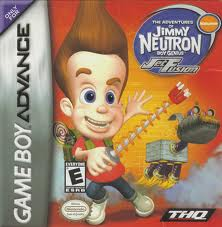 Jimmy Neutron: Jet Fusion per Game Boy Advance