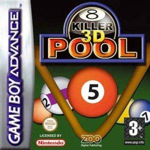 Killer 3D Pool per Game Boy Advance