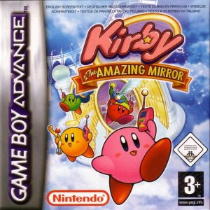 Kirby Star: Great Labyrinth of the Mirror per Game Boy Advance