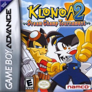 Klonoa 2: Dream Champ Tournament per Game Boy Advance