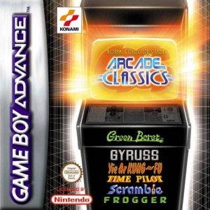 Konami Collector's Series: Arcade Advanced per Game Boy Advance
