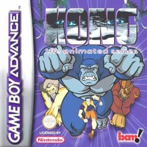 Kong: La Serie Animata per Game Boy Advance