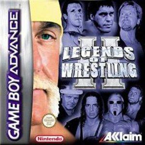 Legends of Wrestling II per Game Boy Advance