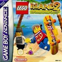 LEGO Island 2 per Game Boy Advance