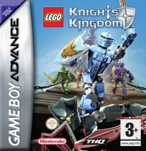 LEGO Knights' Kingdom per Game Boy Advance