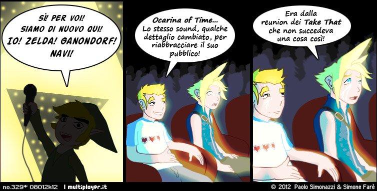 Zelda Reunion