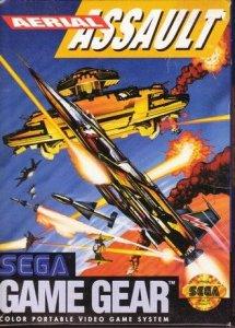 Aerial Assault per Sega Game Gear