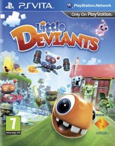 Little Deviants per PlayStation Vita