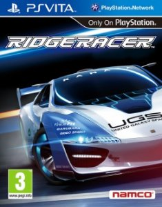 Ridge Racer per PlayStation Vita