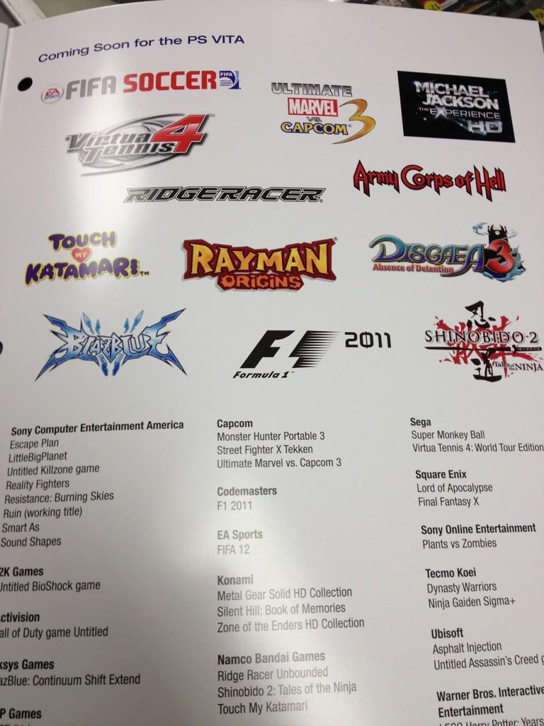Monster Hunter Portable 3 e Final Fantasy X segnalati in arrivo su Vita