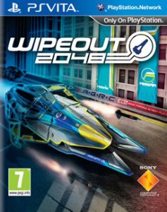 WipEout 2048 per PlayStation Vita