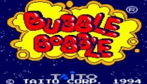 Bubble Bobble - Gameplay