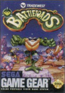 Battletoads per Sega Game Gear
