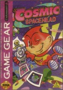 Cosmic Spacehead per Sega Game Gear