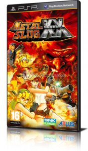 Metal Slug XX per PlayStation Portable
