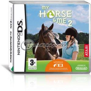 My Horse & Me 2 per Nintendo DS