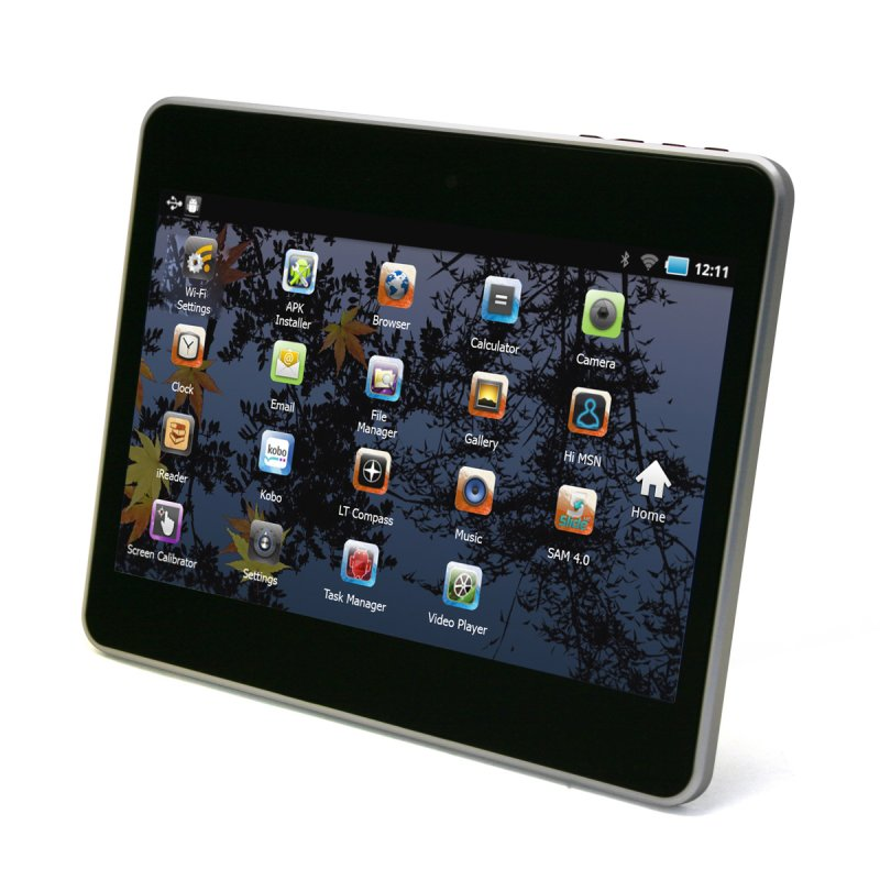 CES 2012 - Due nuovi tablet Android a basso costo