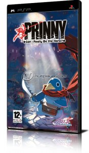 Prinny: Can I Really Be The Hero? per PlayStation Portable