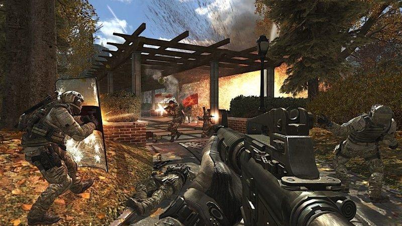 Disponibile su Steam l'ultimo DLC per Call of Duty: Modern Warfare 3