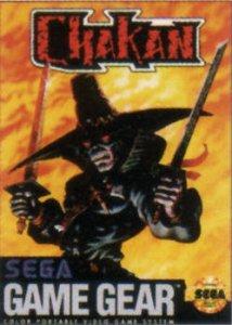 Chakan per Sega Game Gear