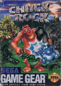 Chuck Rock per Sega Game Gear