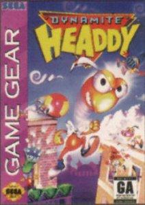 Dynamite Headdy per Sega Game Gear