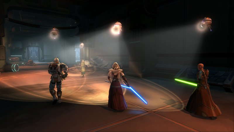 Disponibile l'update di Star Wars: The Old Republic