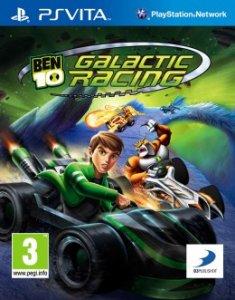 Ben 10: Galactic Racing  per PlayStation Vita