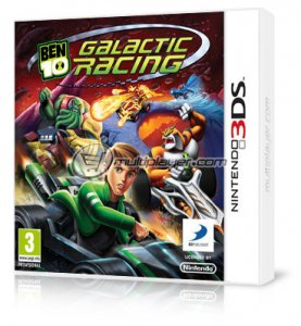 Ben 10: Galactic Racing  per Nintendo 3DS