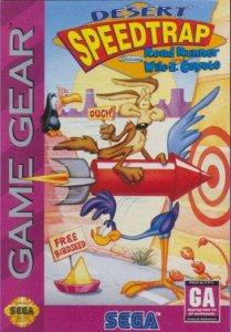 Desert Speedtrap starring Road Runner & Wile E. Coyote per Sega Game Gear