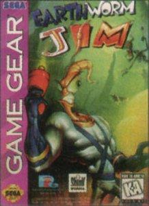 Earthworm Jim per Sega Game Gear