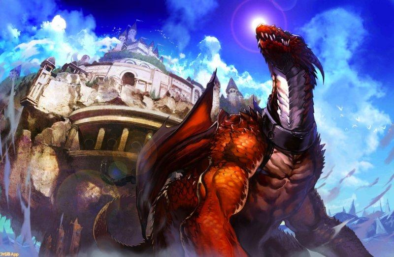 Dragon Ark, dal creatore di Arc the Lad e Front Mission
